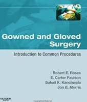 Publications of Stuart Melvin, MD - Gowned and Gloved Surgery