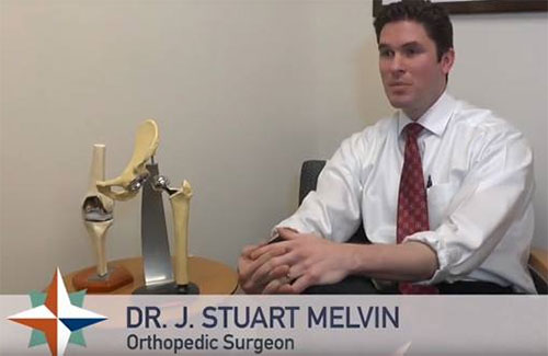 J. Stuart Melvin, MD - what is the Anterior Approach to Hip Replacement Surgery