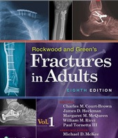 Publications of Stuart Melvin, MD - Orthopaedic Surgery - Rockwood and Green Book