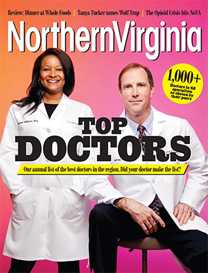 Top Doctor 2020 by Northern Virginia